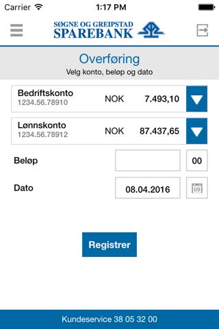 Søgne og Greipstad Bedrift - náhled