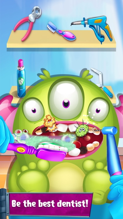 Monster Tooth Doctor Games screenshot-4