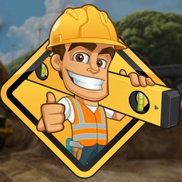 Construction Mountain Sim Game