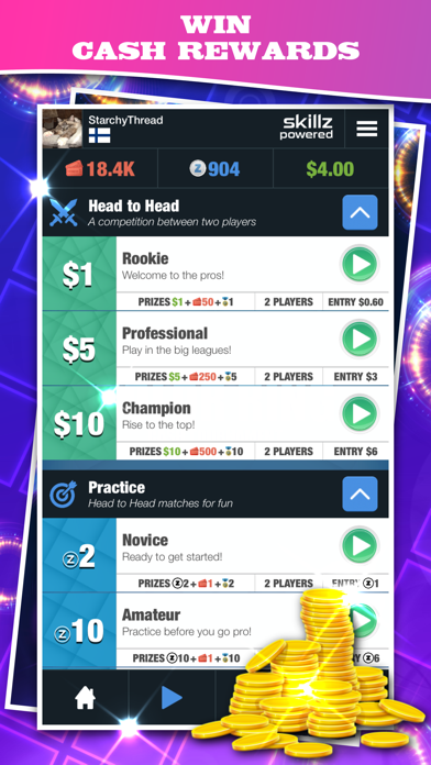 Color Ring - Cash Tournament screenshot 3