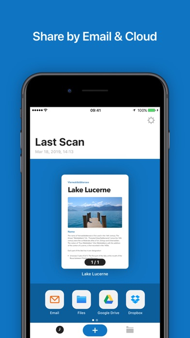 Screenshot for Tiny Scanner Pro in Philippines App Store
