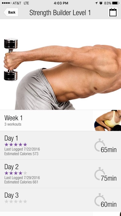 Download Anytime Workouts for Pc