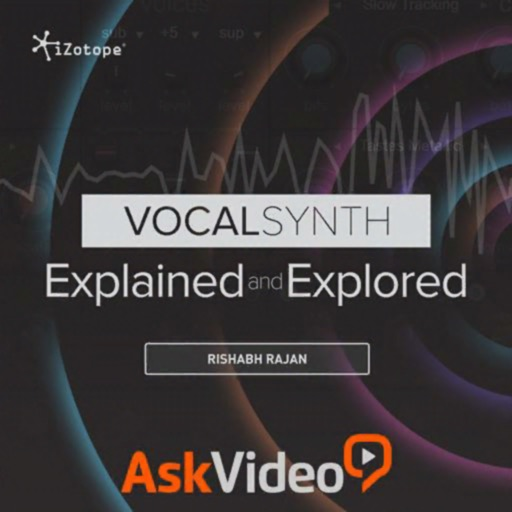 Intro Course For VocalSynth