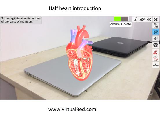 AR Heart - An incredible pump screenshot 7
