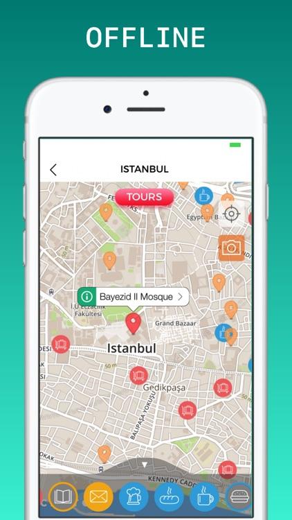 Istanbul Travel City Guide screenshot-3