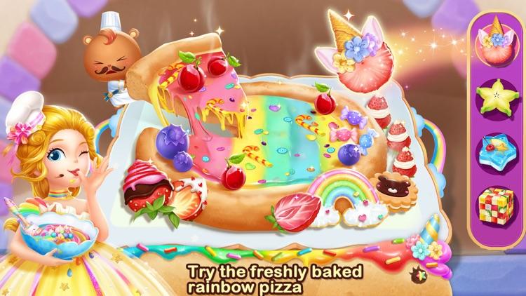 Princess Libby Unicorn Food screenshot-3