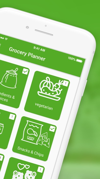 Grocery Planner & To-Do 2