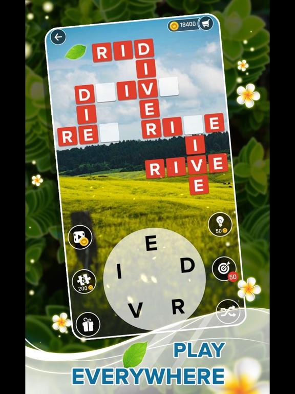 Word Vista: Puzzle of Bliss screenshot 6