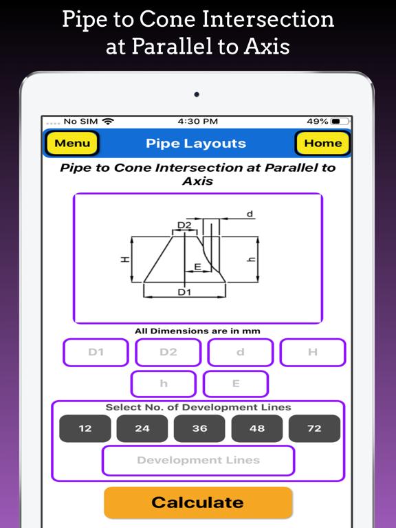 Branch Pipe Layouts Pro screenshot 17