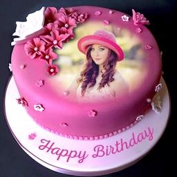 Birthday Photo Frame - Editor