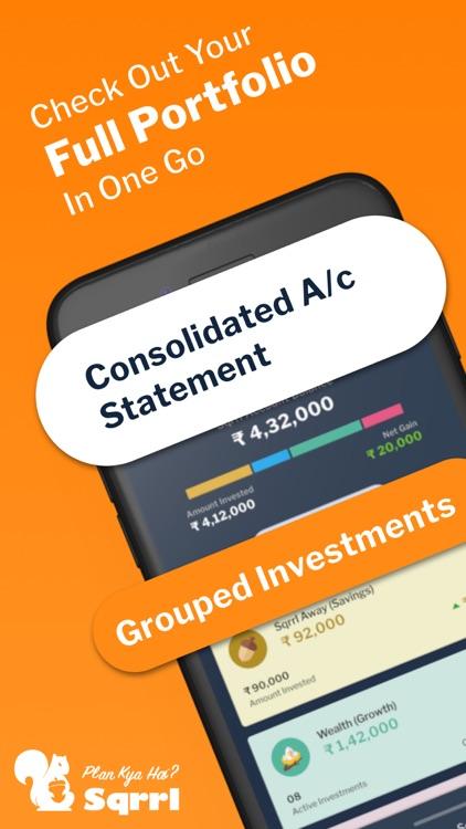 SIP, Mutual Funds App - Sqrrl screenshot-4