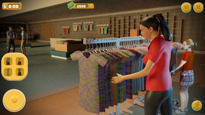 Supermarket Shopping Mall Game screenshot 1
