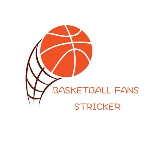 BasketBallFansStickers icon