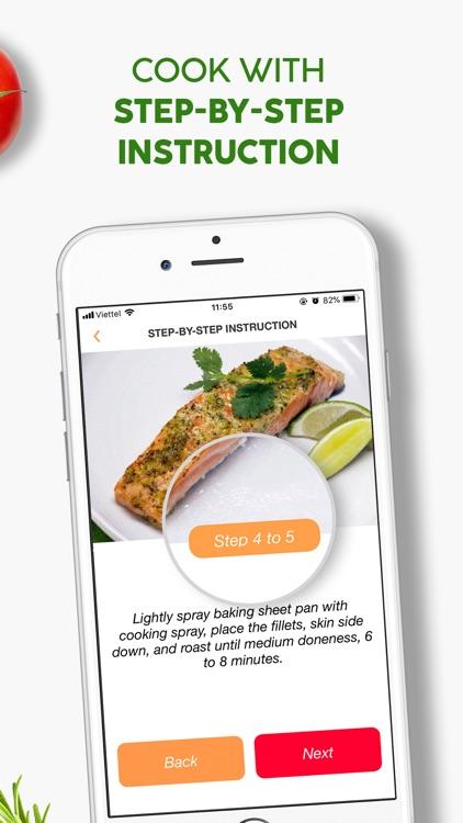 Healthy Food Meal Prep Planner