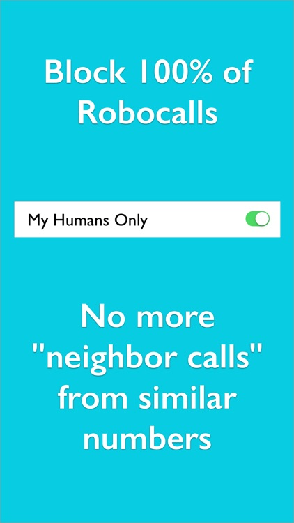 MyHumans: Spam Call Blocker