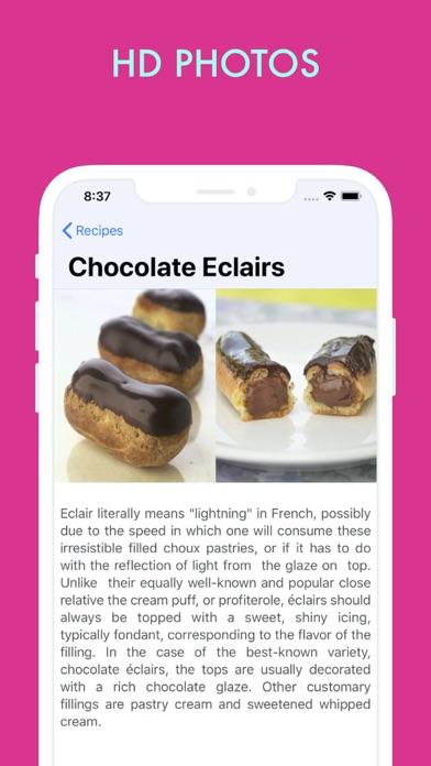 Pastry Chef. screenshot