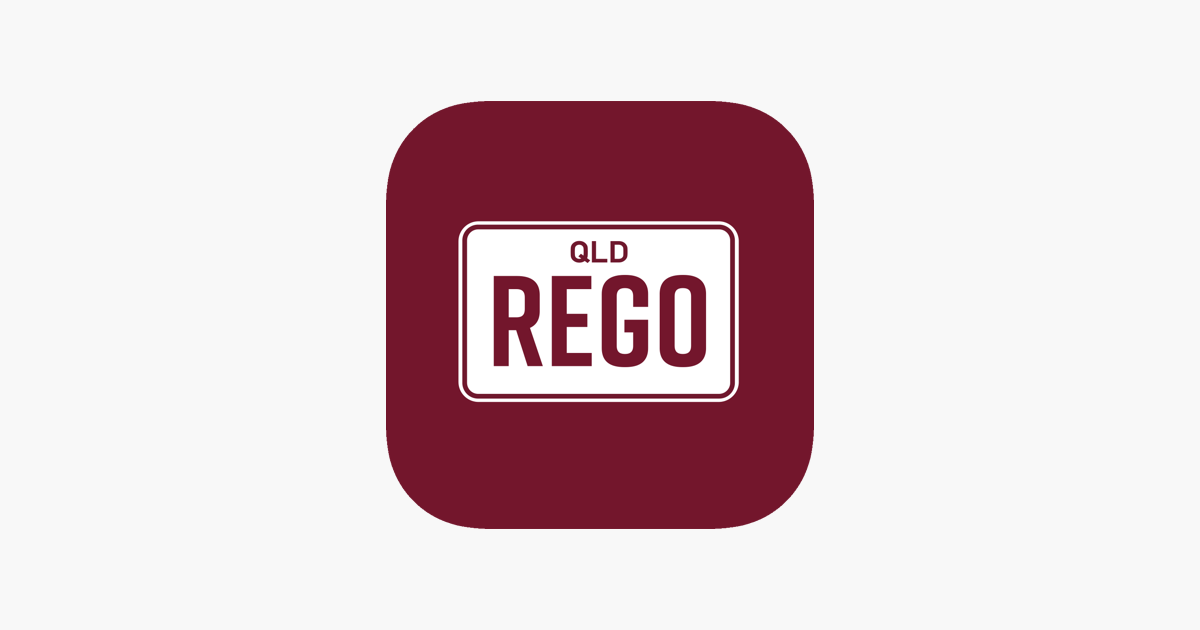 QLD Rego Check on the App Store