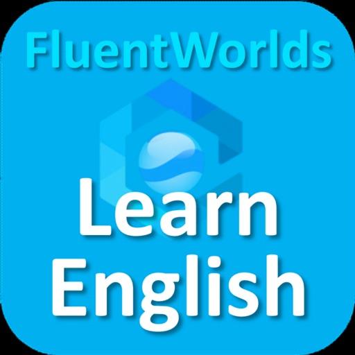 英 語 勉 強と英 語 発 音 FluentWorlds3D
