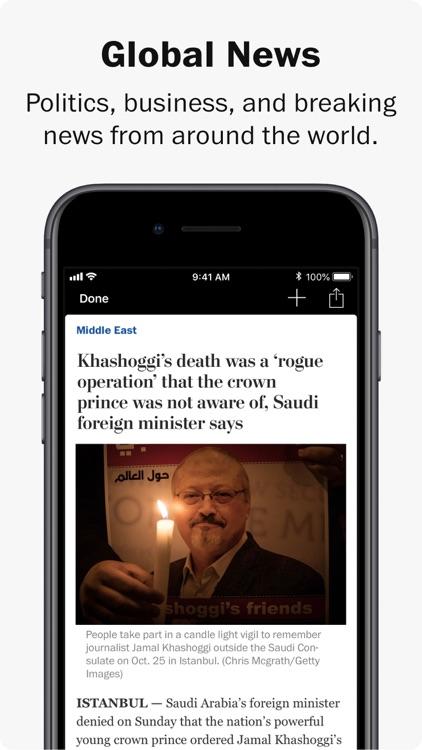 Washington Post screenshot-7