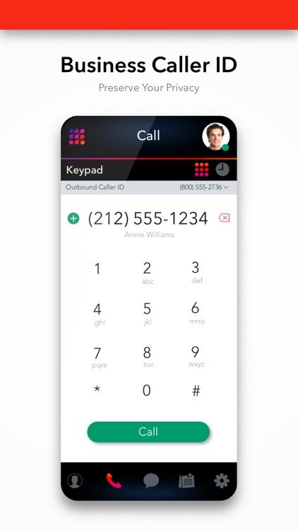 2nd Line Business Phone Number screenshot-0