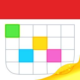 Ícone do app Fantastical 2 for iPhone