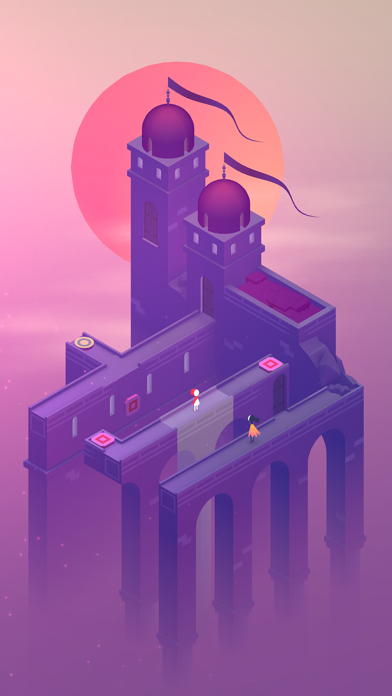 Screenshot for Monument Valley 2 in Turkey App Store