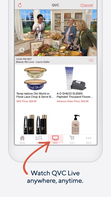QVC Mobile Shopping (US)