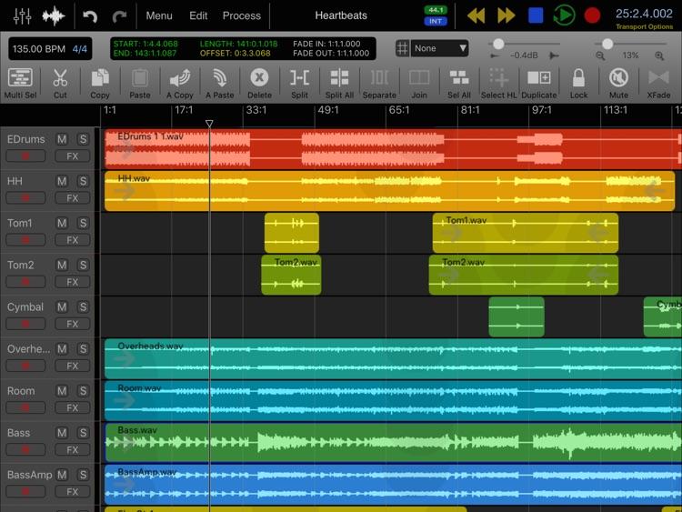 Auria - Music Production