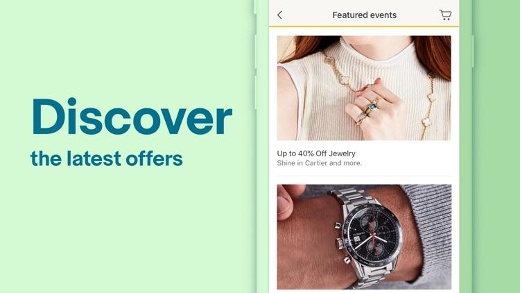 Buy & Sell this Spring - eBay screenshot-3