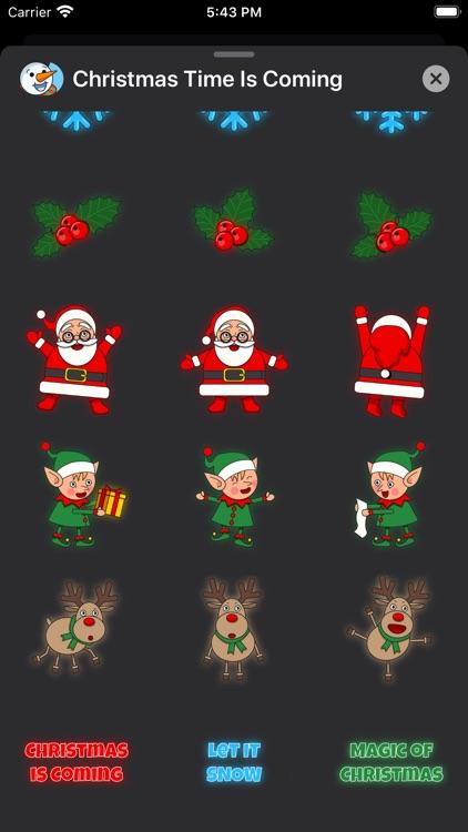 Christmas Time is Coming screenshot-3