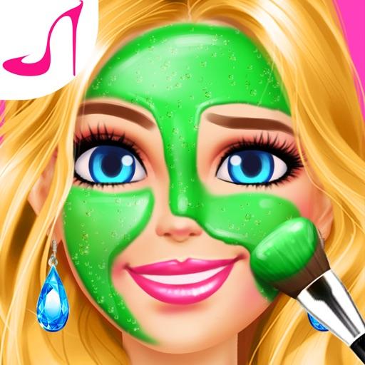 Unicorn Makeup Dress Up Artist Icon