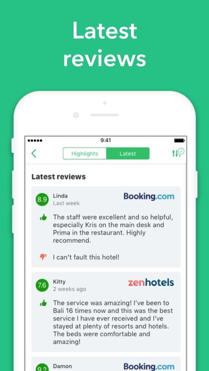 Cheap hotel deals — Hotellook screenshot-3