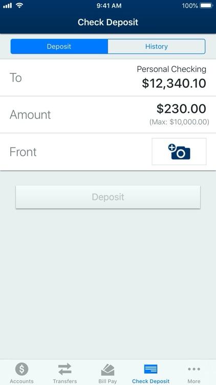myCCCU Mobile Banking screenshot-7
