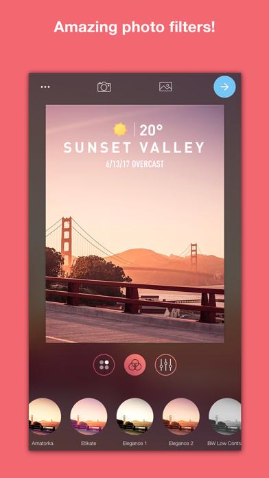 Weathershot™ Screenshot