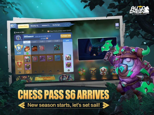 ‎Auto Chess: Origin Screenshot