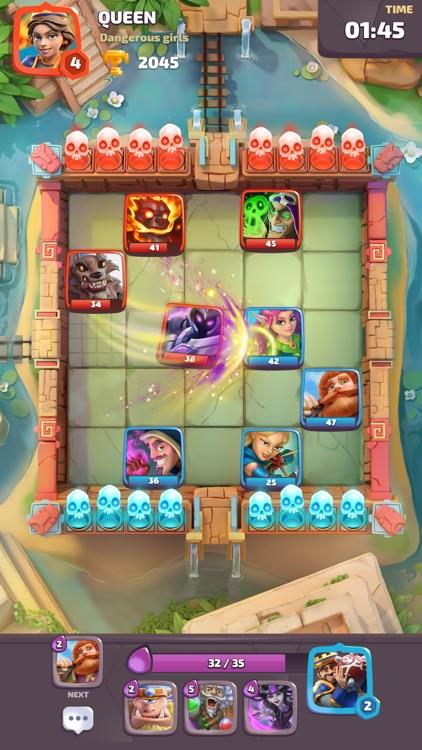 Evertile: Battle Arena screenshot-5