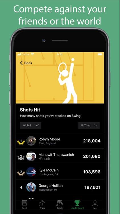 SwingVision: The Tennis App screenshot-4