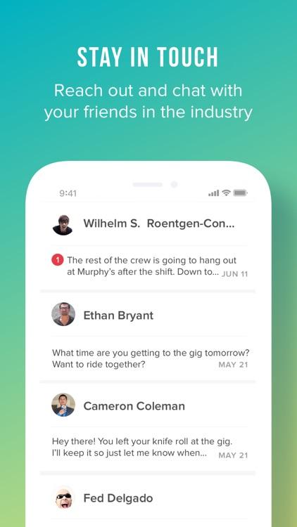 Pared: Restaurant Job Finder screenshot-3