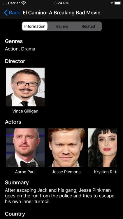 Movie Box & TV Show Listing screenshot-5