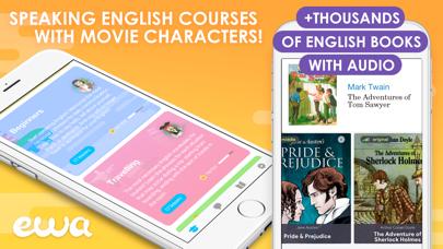 EWA: Study & Learn English
