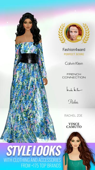 Screenshot from Covet Fashion