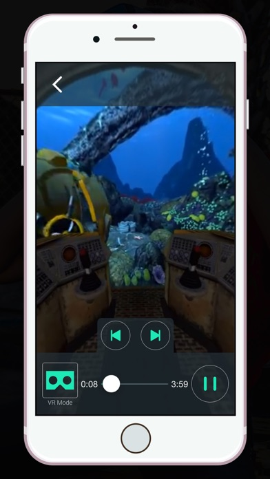 VR  - Virtual reality Videos Screenshot