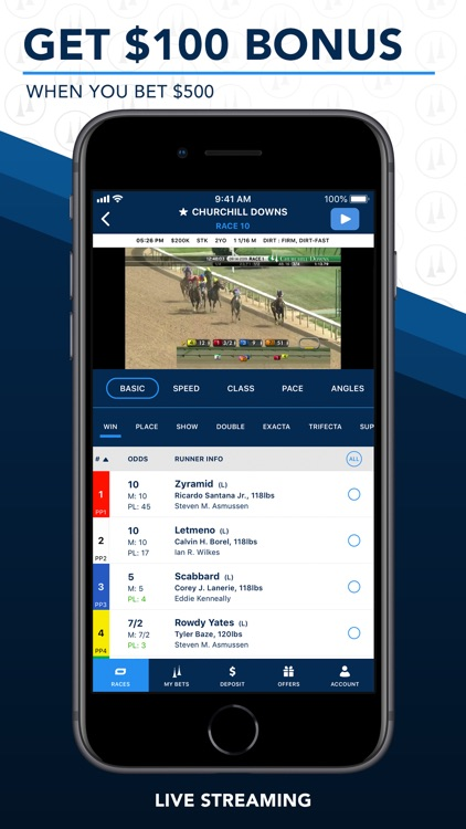 TwinSpires Horse Race Betting screenshot-6