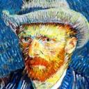 Van Gogh Stickers