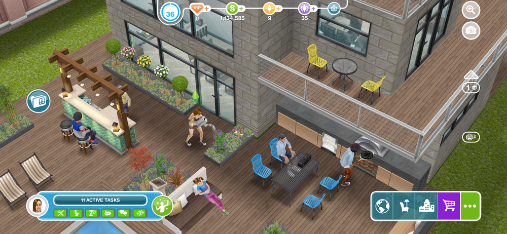 Comment construire deux relations Dating Sims Freeplay