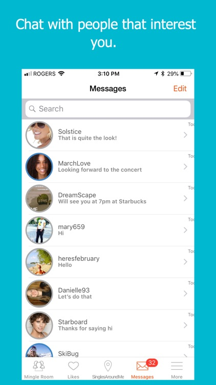 SinglesAroundMe Local dating screenshot-5