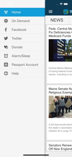 Maine Public Broadcasting App on the App Store