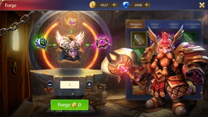 Trials of Heroes: Idle RPG - Revenue & Download estimates - Apple