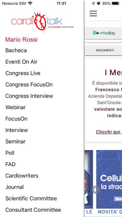 Screenshot #2 pour CardioTalk