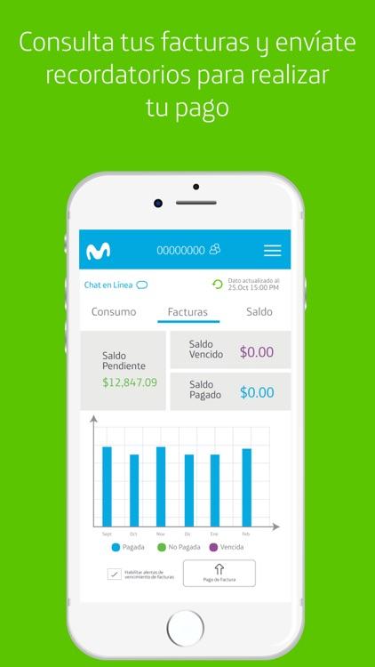 Mi Movistar CA screenshot-5